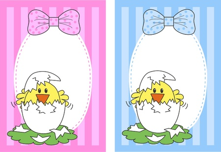 happy easter Stock Vector - 12492139