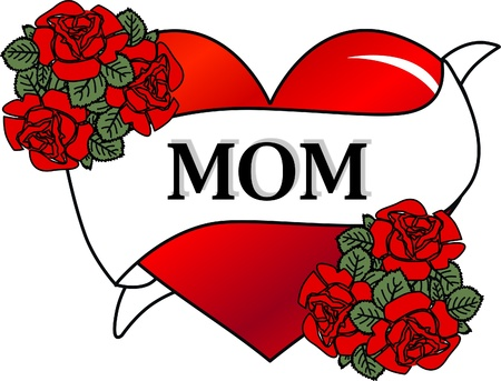 happy mother�s day Vector