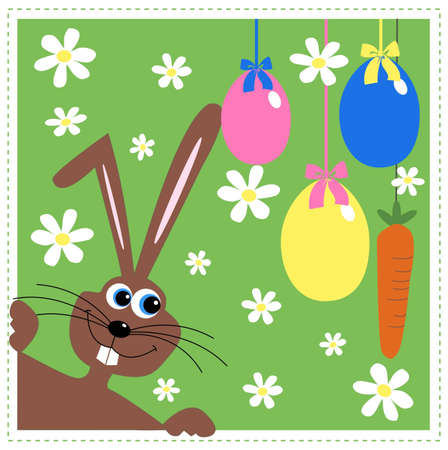 free stock images: happy easter Illustration