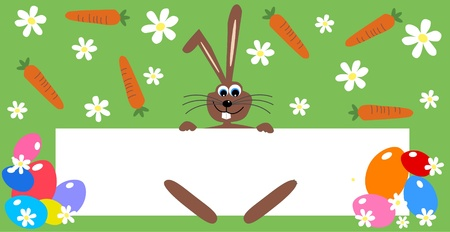 royalty free: happy easter Illustration