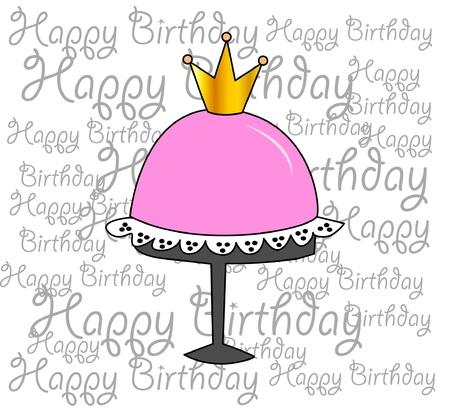 happy birthday Stock Vector - 12492136