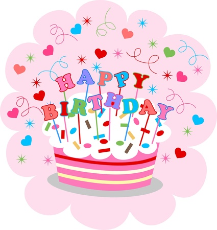 free clip art: happy birthday