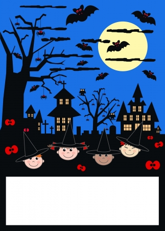 free images stock: halloween Illustration