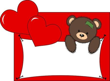 cute images: celebration or invitation Illustration