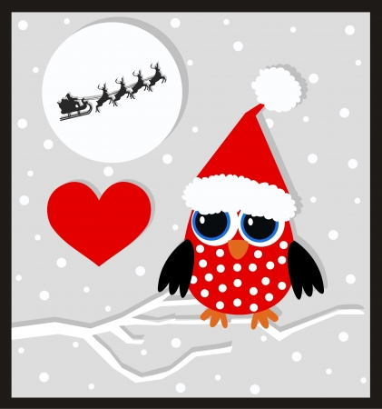 buhos y lechuzas: �Feliz Navidad