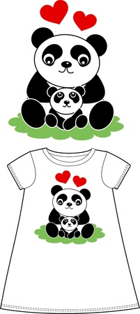 cute images: pattern for children wear