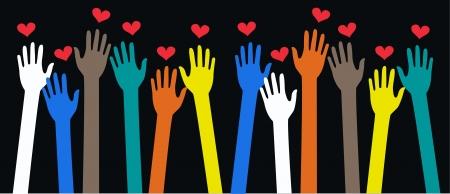 encabezado por la paz amor libertad sitio web