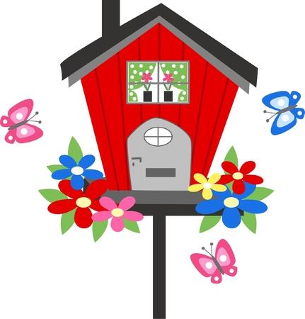 caricaturas de animales: hogar dulce hogar