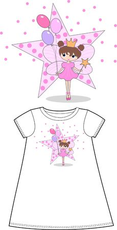 children's wear: pattern for children wear