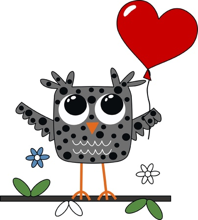 cute images: valentines day or other celebration Illustration