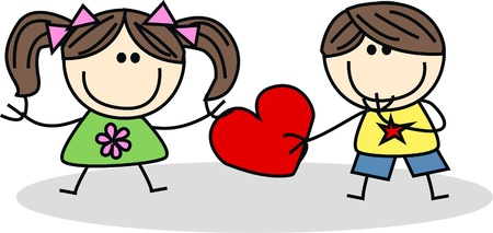 deseos: feliz d�a de San Valent�n