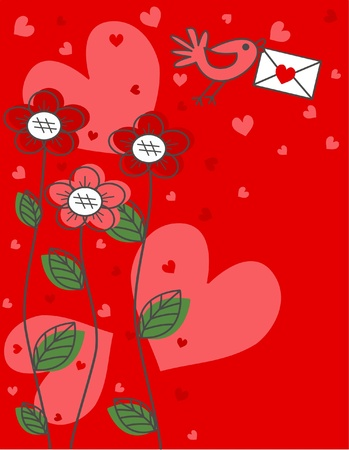 valentines day or other celebration Vector