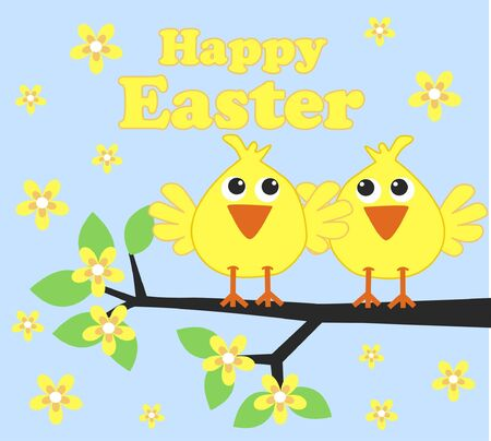 stock images: happy easter Illustration