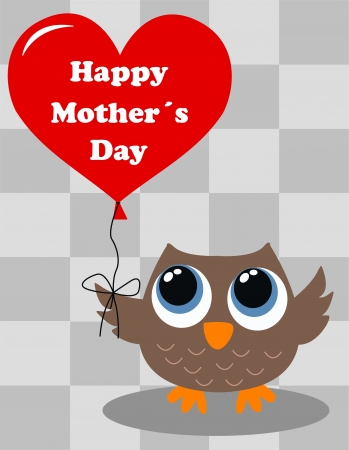 happy mother�s day Stock Vector - 19195271