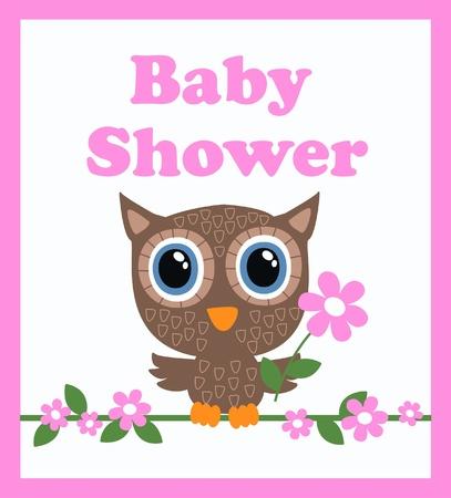 newbie: baby shower girl