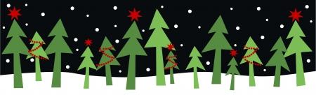 Joyeux vacances de Noël heureux Banque d'images - 24158867