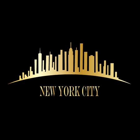 stad New York skyline