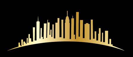 new york skyline: New York skyline