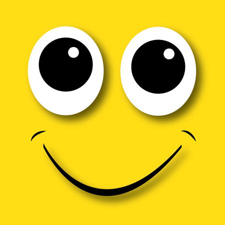 lachend gezicht