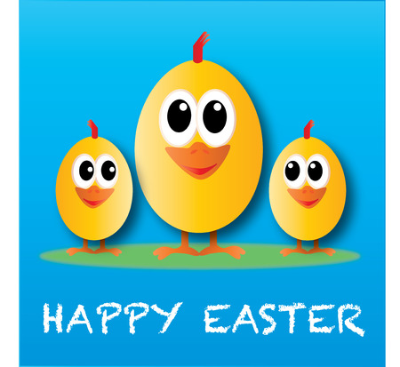 gelukkig Pasen