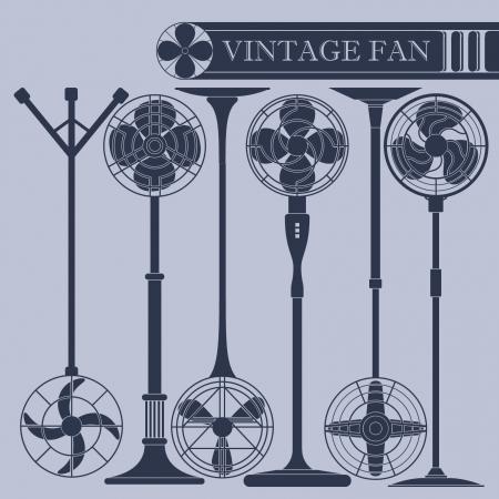 Vintage fan III