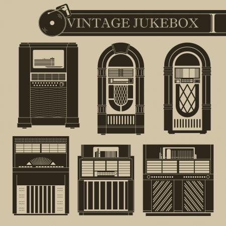 Vintage jukebox I