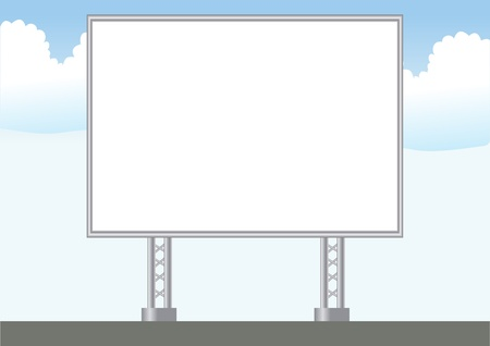 Empty Sign Vector