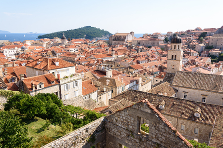 sight seeing: Dubrovnik old town 6