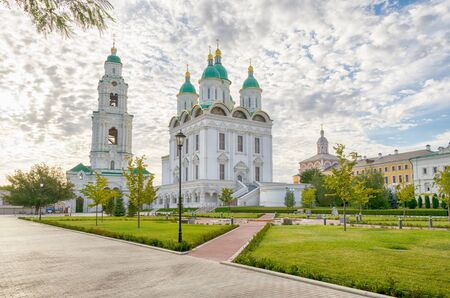 Astrakhan. Cathedral of the Assumption of the Blessed Virgin Mary