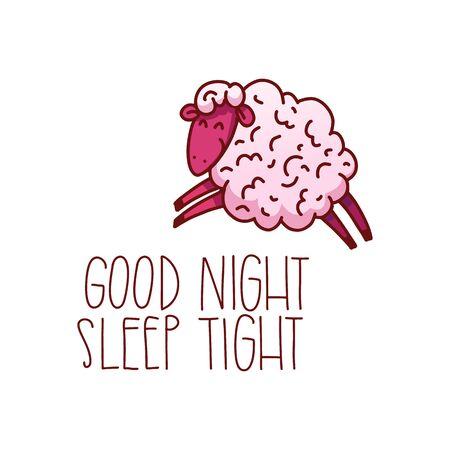 Lambs. Little lamb. The theme of insomnia.