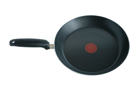 panful: Griddle isolated on the white background