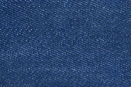 Jean cloth - macro of a jeans texture photo