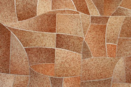 marbles close up: Detailed image of a linoleum background