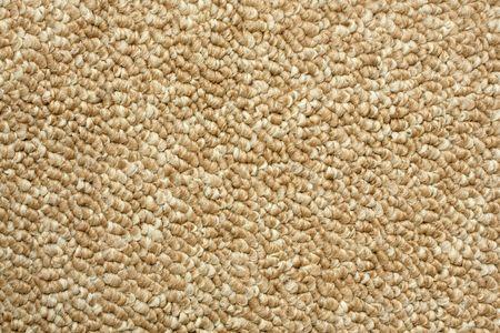 floor covering: A beige carpet texture, close-up