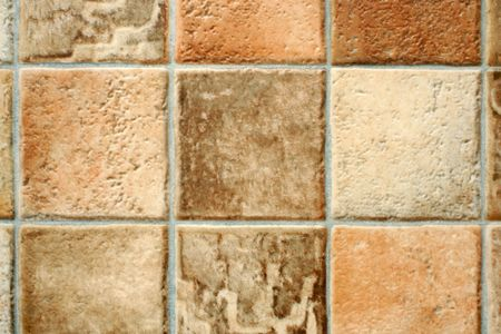 stoneware: Detailed image of a linoleum background