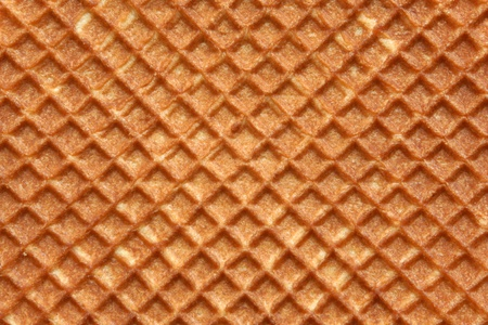Closeup of wafer background texture photo