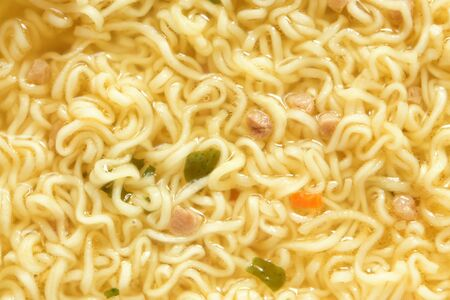Instant noodles, for backgrounds or textures photo
