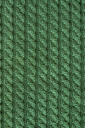 vestidos antiguos: Tejido de punto - macro de una textura de lana Foto de archivo
