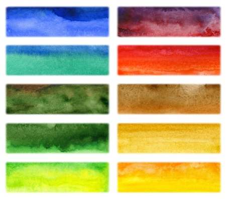 Abstract hand drawn watercolor background, for backgrounds or textures Stock Photo - 11405757