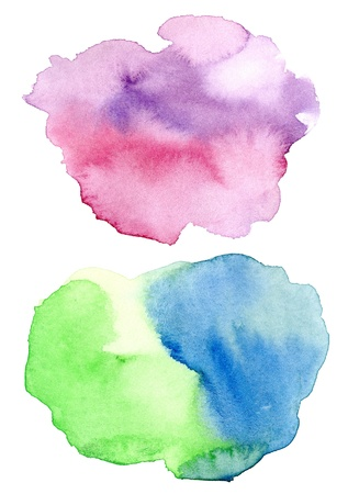 Abstract hand drawn watercolor background, for backgrounds or textures Zdjęcie Seryjne