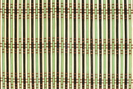 Pattern  of bamboo placemat, for backgrounds or textures photo