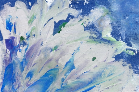painterly: Abstract painting, for backgrounds or textures