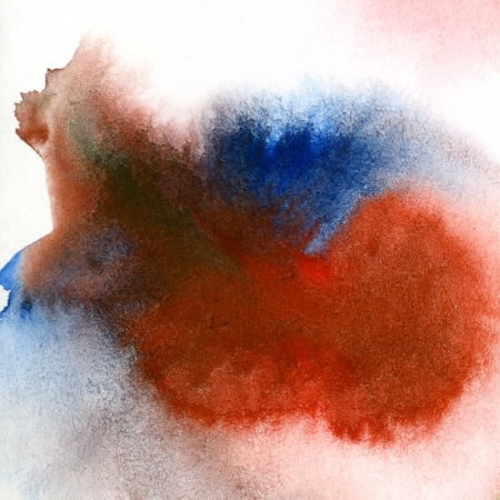 Abstract hand drawn watercolor background, for backgrounds or textures Stock Photo - 16217782