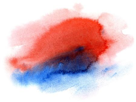 Zusammenfassung Hand gezeichnet Aquarell Hintergrund, für Hintergründe oder Texturen