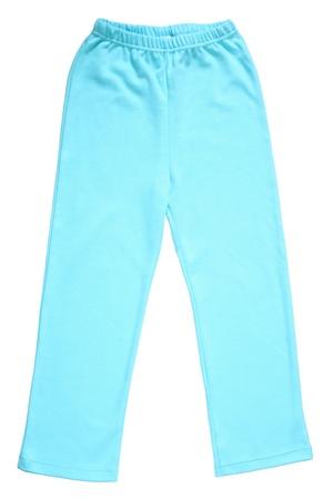 020b150c44  19688281 - Pijamas de los pantalones de los niños aislados en un fondo  blanco