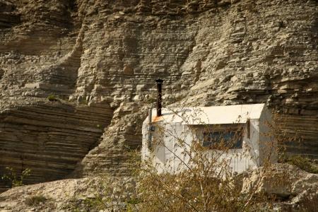 arri�re-pays: Backcountry cabane, une image horizontale