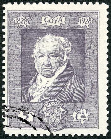engraver: SPAGNA - 1930: mostra Francisco Jos� de Goya y Lucientes (1746-1828), pittore e incisore Editoriali