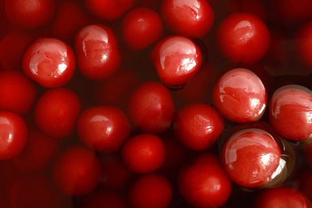 Cherry compote, for backgrounds or textures Stock Photo - 23031470