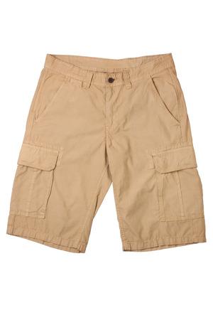 Herren-Shorts isoliert auf weißem Hintergrund Standard-Bild - 31038304