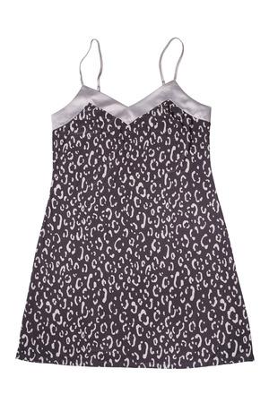 tunic: Fashionable womens sleepwear isolated on white background\\